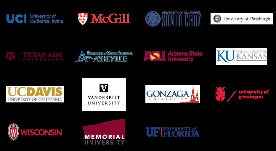 logos for universities using peerceptiv